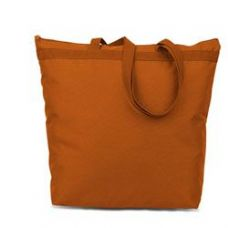 48 Units of Large Tote - Burnt Orange - Tote Bags & Slings