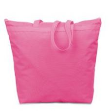 48 Units of Large Tote - Hot Pink - Tote Bags & Slings