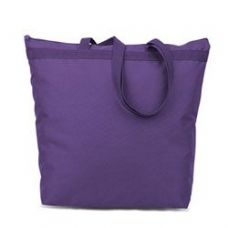 48 Units of  Large Tote - Lavender - Tote Bags & Slings