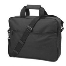 24 Units of Convention Briefcase - Black - Lunch Bags & Accessories