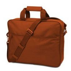 24 Units of Convention Briefcase - Burnt Orange - Lunch Bags & Accessories