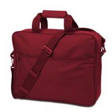 24 Units of Convention Briefcase - Cardinal - Lunch Bags & Accessories