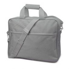 24 Units of Convention Briefcase - Grey - Lunch Bags & Accessories