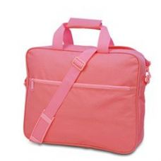 24 Units of Convention Briefcase - Hot Pink - Lunch Bags & Accessories