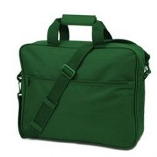 24 Units of Convention Briefcase - Kelly - Lunch Bags & Accessories