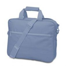 24 Units of Convention Briefcase - Light Blue - Lunch Bags & Accessories