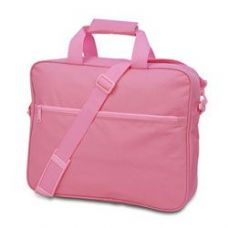 24 Units of Convention Briefcase - Light Pink - Lunch Bags & Accessories