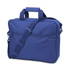 24 Units of Convention Briefcase - Royal - Lunch Bags & Accessories