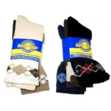 60 Units of 3 Pack Ladies Sock - Womens Crew Sock
