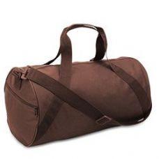 24 Units of Barrel Duffel - Brown - Duffle Bags
