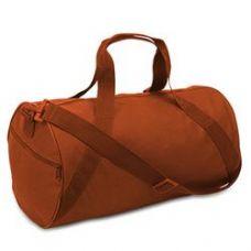 24 Units of Barrel Duffel - Burnt Orange - Duffle Bags
