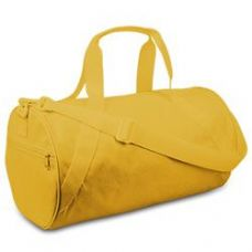 24 Units of Barrel Duffel - Golden Yellow - Duffle Bags