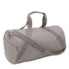24 Units of Barrel Duffel - Grey - Duffle Bags