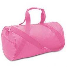 24 Units of Barrel Duffel - Hot Pink - Duffle Bags