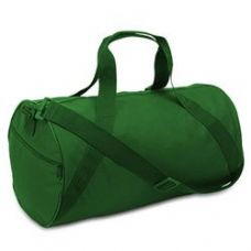 24 Units of Barrel Duffel - Kelly - Duffle Bags
