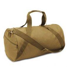 24 Units of Barrel Duffel - Khaki - Duffle Bags