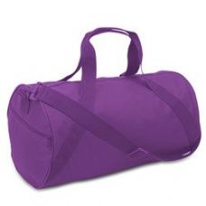 24 Units of Barrel Duffel - Lavender - Duffle Bags