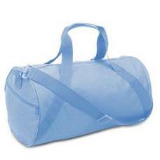 24 Units of Barrel Duffel - Light Blue - Duffle Bags