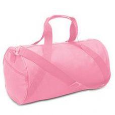 24 Units of Barrel Duffel - Light Pink - Duffle Bags
