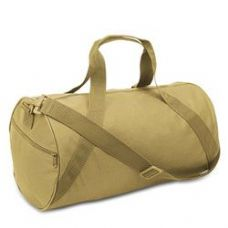 24 Units of Barrel Duffel - Light Tan - Duffle Bags