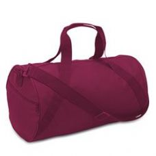 24 Units of Barrel Duffel - Maroon - Duffle Bags