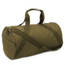 24 Units of Barrel Duffel - Olive - Duffle Bags