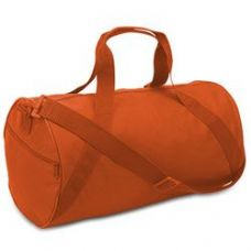 24 Units of Barrel Duffel - Orange - Duffle Bags