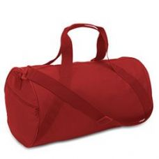 24 Units of Barrel Duffel - Red - Duffle Bags
