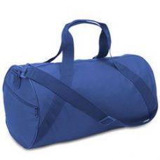 24 Units of Barrel Duffel - Royal - Duffle Bags