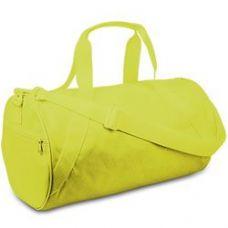 24 Units of Barrel Duffel - Safety Green - Duffle Bags