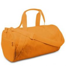 24 Units of Barrel Duffel - Safety Orange - Duffle Bags
