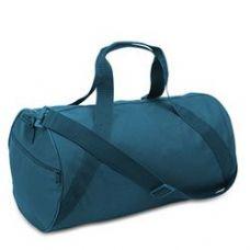 24 Units of Barrel Duffel - Turquoise - Duffle Bags
