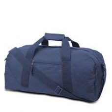 12 Units of Large Square Duffel - Navy - Duffle Bags
