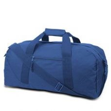 12 Units of Large Square Duffel - Royal - Duffle Bags