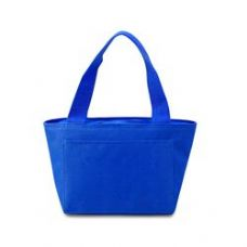 24 Units of Lunch Cooler Tote Bag Royal - Tote Bags & Slings