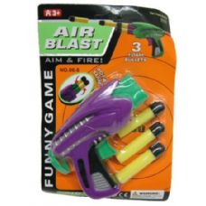 72 Units of Air Blast Foam Dart Gun - Toy Weapons
