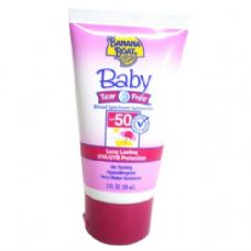 50 Units of Baby Suntan Lotion - Personal Care Items