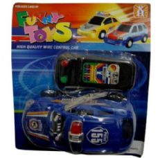 72 Units of Battery Operated Wire Toy Car - Toy Sets
