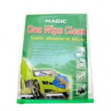 120 Units of Car Shammy Cloth - Auto Cleaning Supplies
