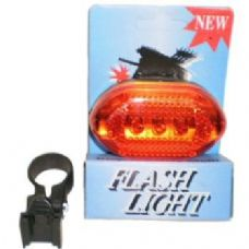 72 Units of Flashing Bicycle Light - Flash Lights