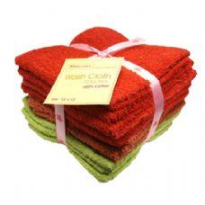48 Units of Wash Cloth 12x12 12PK - Bath Towels