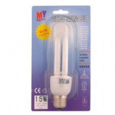 100 Units of Energy Saving Lightbulb 15W - Lightbulbs