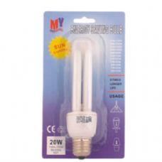 100 Units of Energy Saving Lightbulb 20W - Lightbulbs