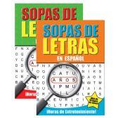 48 Units of Crucigrama-Sopas De Letras II - Dictionary & Educational Books