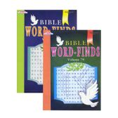48 Units of KAPPA Bible Series Word Finds Puzzle Book - Puzzle Books
