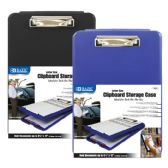 12 Units of Clipboard Storage Case - Clipboards and Binders