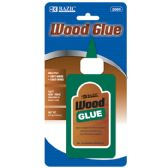 24 Units of 4 fl. oz. (118 mL) Wood Glue - Glue Office and School
