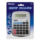 36 Units of 8-Digit Calculator w/ Adjustable Display - Calculators