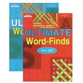 48 Units of KAPPA Ultimate Word Finds Puzzle Book - Puzzle Books