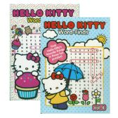 48 Units of HELLO KITTY Word Finds Puzzle Book - Puzzle Books